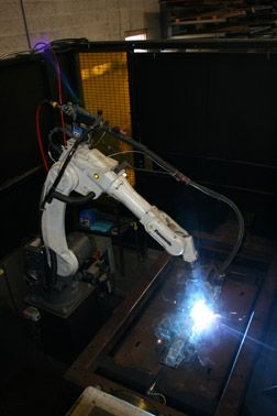 What You Must Know About Robotic Welding