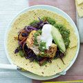 Fish tacos recipe by TV chef Anjum Anand - Food and UK recipes - allaboutyou.com