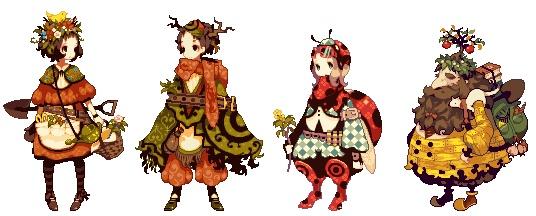 Syosa - pixel artist