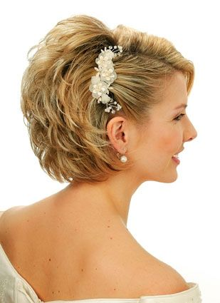 Mother of Bride Hair Gallery | Short Wedding Hair Styles | Wedding Hairstyles Blog