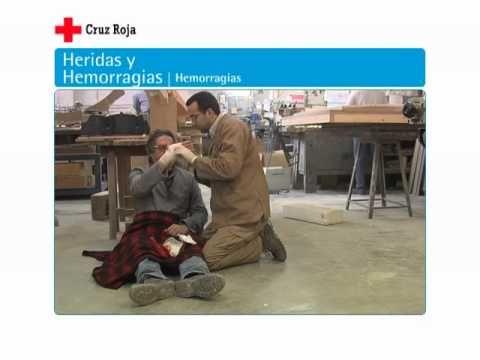 Guía de primeros auxilios (Cruz Roja) - Mòdul 5