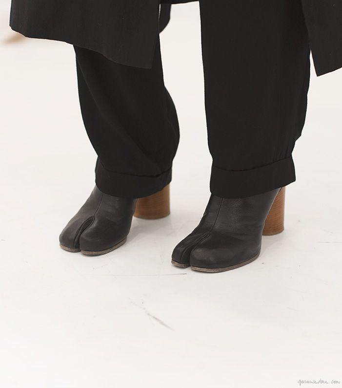 Maison Martin Margiela boots