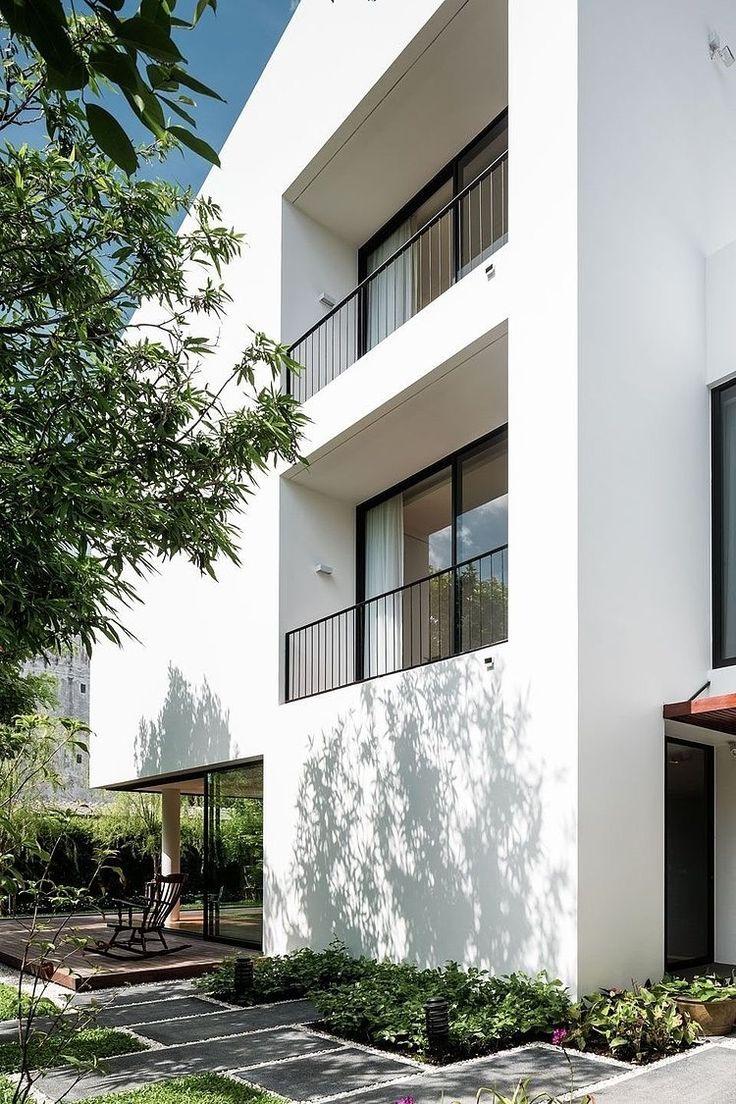 64 best Thailand Modern images on Pinterest | Architecture, Black ...