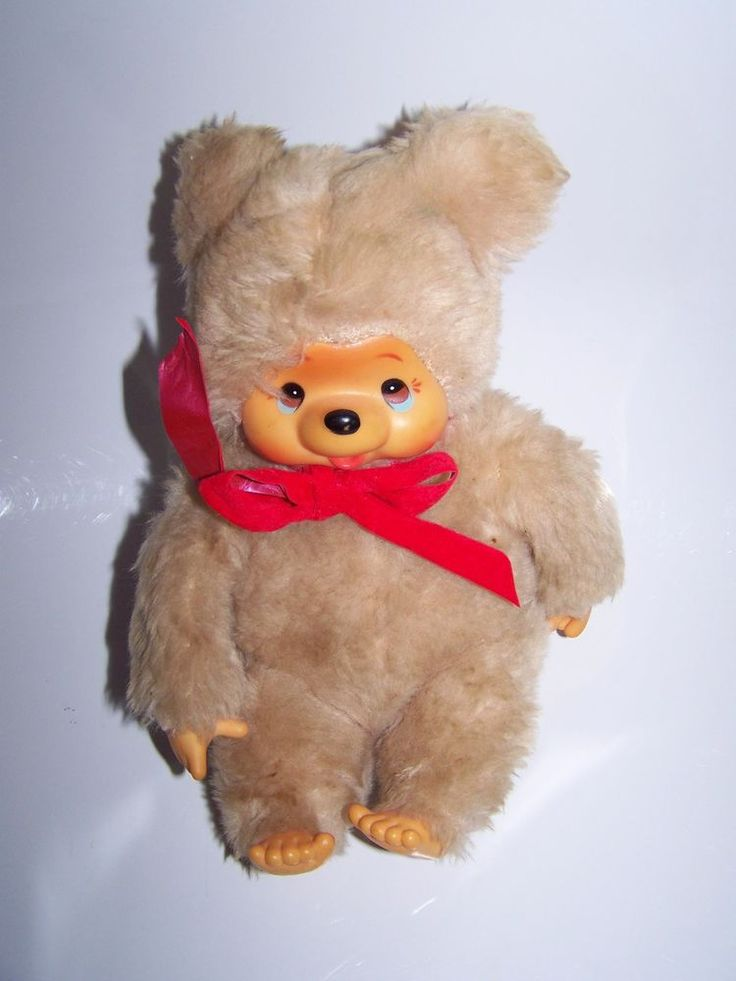 "Vintage Russ Berrie Plush TUBBY Bear 8""  #RussBerrie"