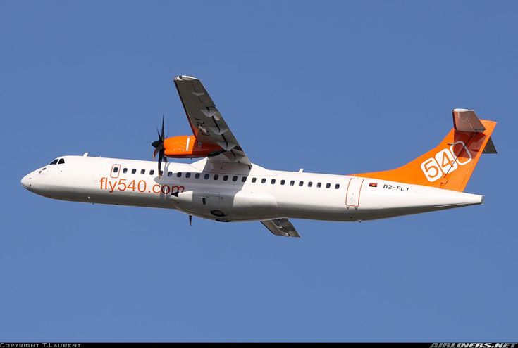 Fly540 Angola Atr 72 Fleet for FSX