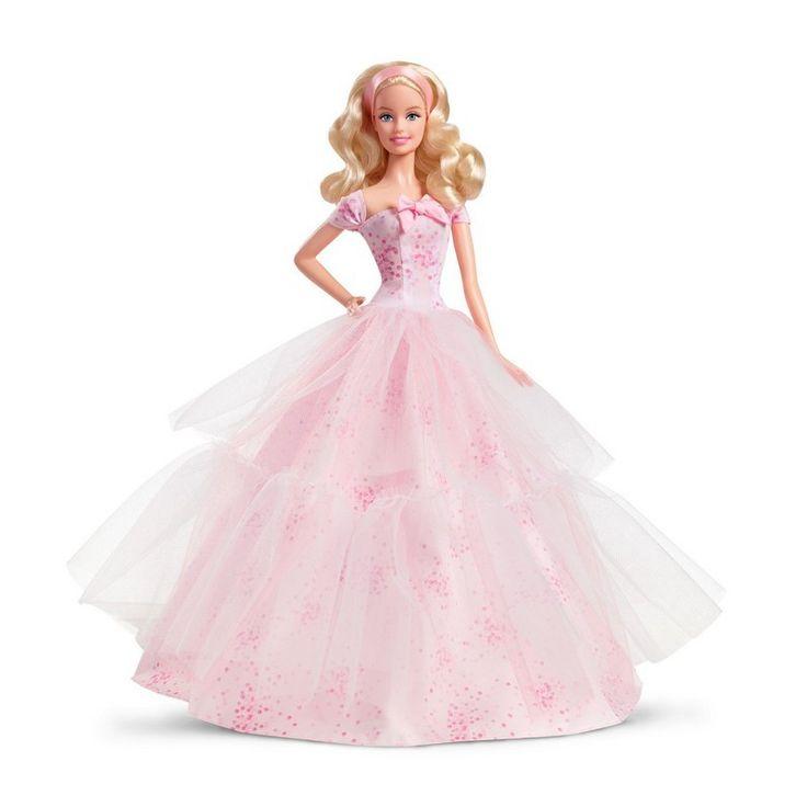 """Кукла Barbie Пожелания ко Дню рождения: цена со скидкой 2619 руб, Кукла Barbie Пожелания ко Дню рождения - купить по акции в интернет магазине детских товаров и игрушек """"Детский Мир"""""""