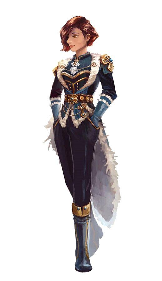 Female Human Aristocrat Court Bard - Pathfinder PFRPG DND D&D 3.5 5th ed d20 fantasy