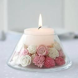 Cande decoration velas