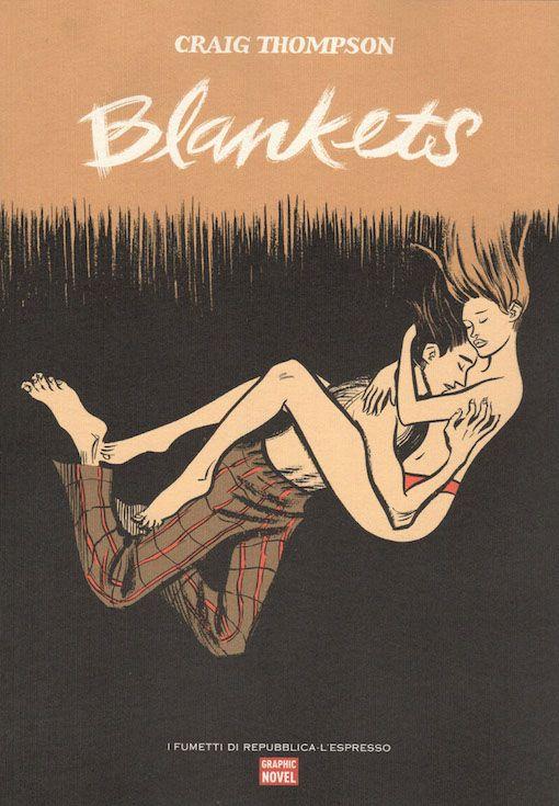 Blankets / Craig Thompson Coconino, 2004