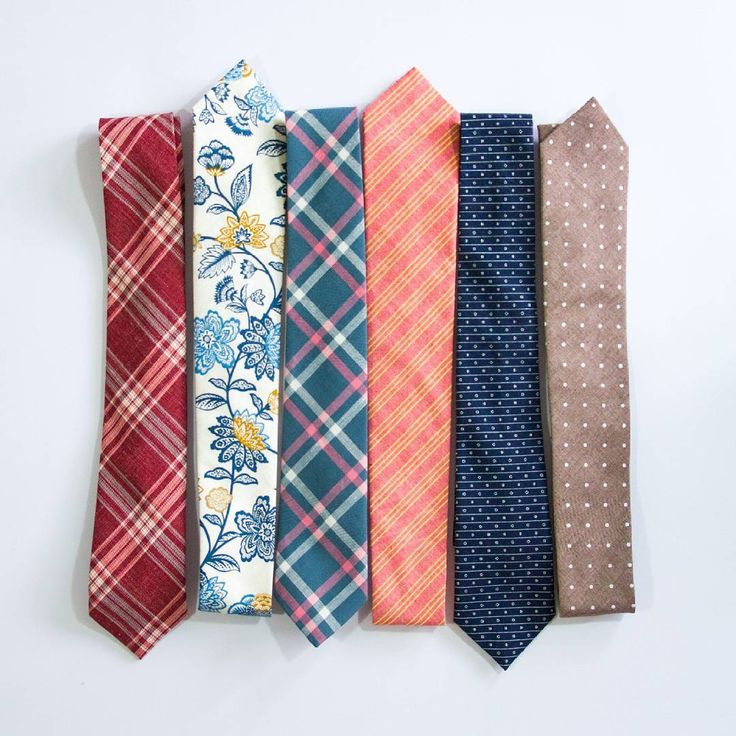 Summer tie collection. Which one do you like? 👉👉Shop now at our online store!👈👈