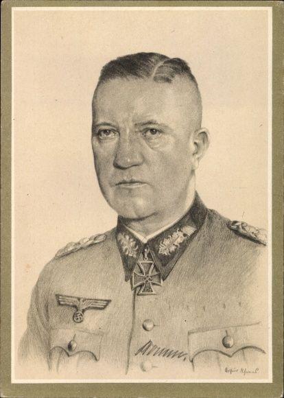 Generaloberst Friedrich Fromm,