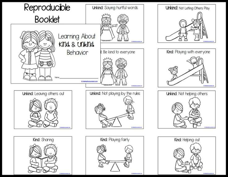 classroom behavior coloring pages - photo#15
