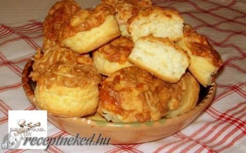Villámgyors pogácsa recept fotóval