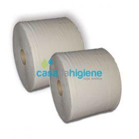 5 Sacos Industriais Gofrado (400 metros/rolo) - Casa da Higiene - Loja online