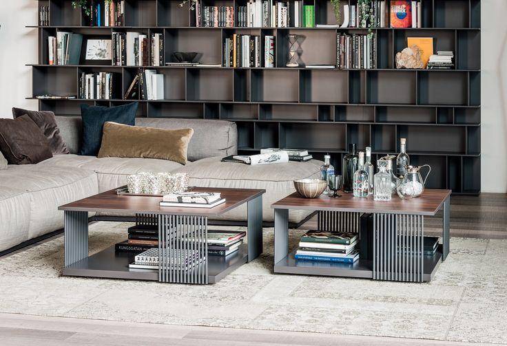 Lothar coffee table by Cattelan