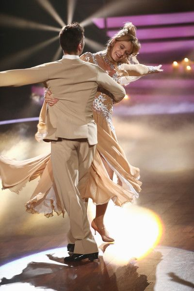Nastassja Kinski Photos Photos - Nastassja Kinski and Christian Polanc perform on stage during the 1st show of the television competition 'Let's Dance' on March 11, 2016 in Cologne, Germany. - 'Let's Dance' 1st Show
