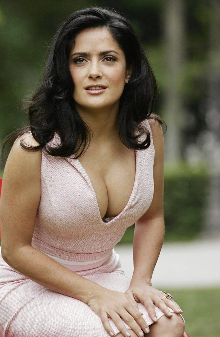 Salma Hayek Naked Body