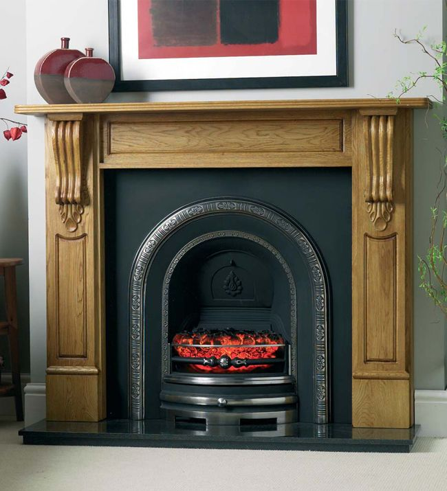 Richmond Solid Wood Surround From Agnews Wooden