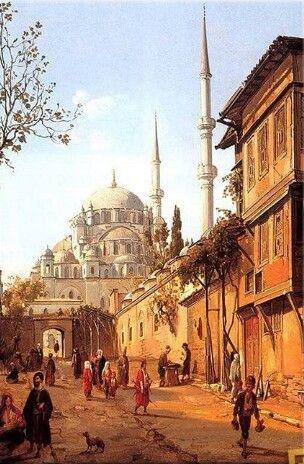 Eski Istanbul