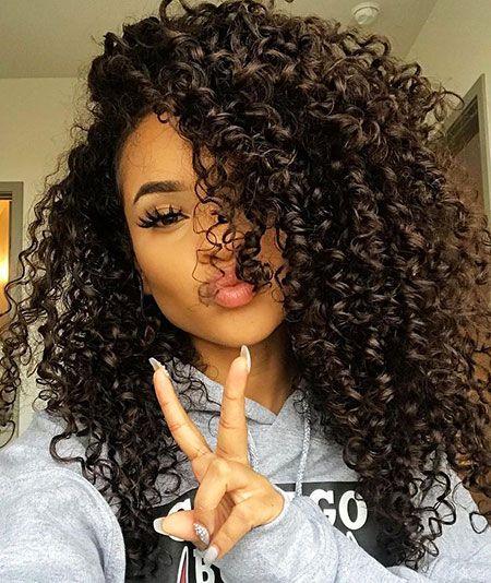 boucle 11 coiffures bouclées si parfaites pour des idées de cheveux longs