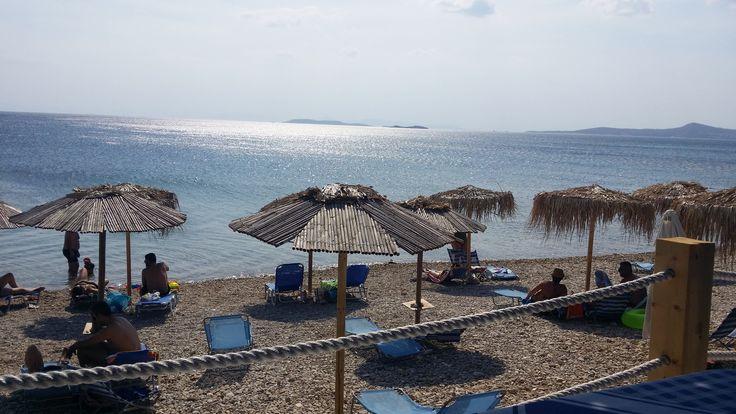 #lagonisi #athens #greece #beachday #beach #roadtrip
