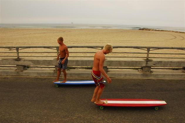 Hamboards - Skate Surf Longboards (1)
