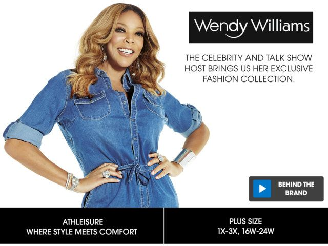 Wendy Williams: Shop the Wendy Williams Clothing Line | HSN