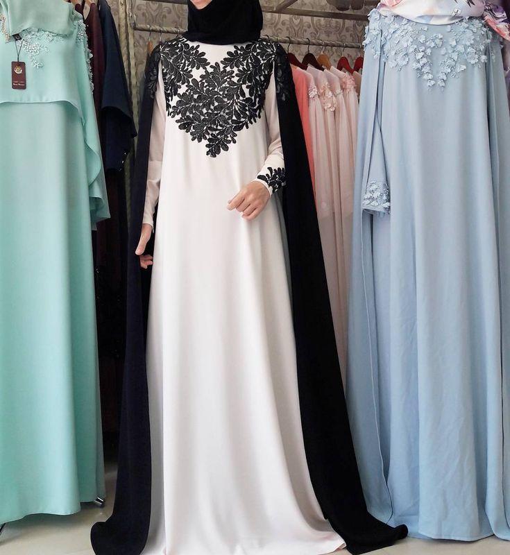 "1,642 Likes, 25 Comments - одежда для мусульманок (@asma__dress) on Instagram: ""Кейп комбинированный.12000р"""