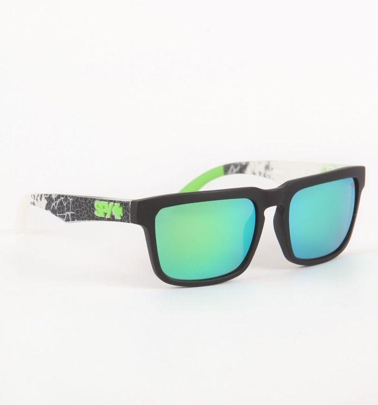 Spy Helm Ken Block Signature Sunglasses $120.00