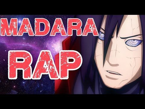 RAP DE MADARA II (2016) NARUTO | Doblecero - YouTube