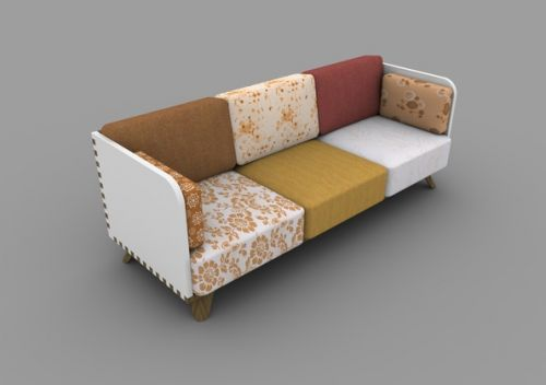 best 20 retro sofa ideas on pinterest retro home living room vintage and orange room decor. Black Bedroom Furniture Sets. Home Design Ideas