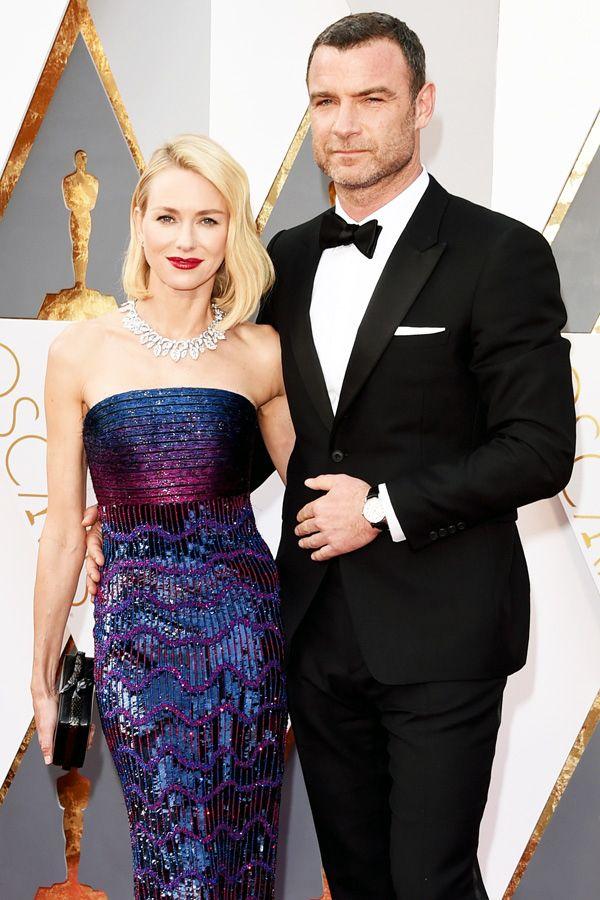 Оскар-2016 -  Наоми Уоттс и Лив Шрайбер