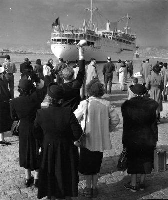 Le port de Marseille 1951 |¤ Robert Doisneau | 30 juillet 2015 | Atelier Robert Doisneau | Site officiel