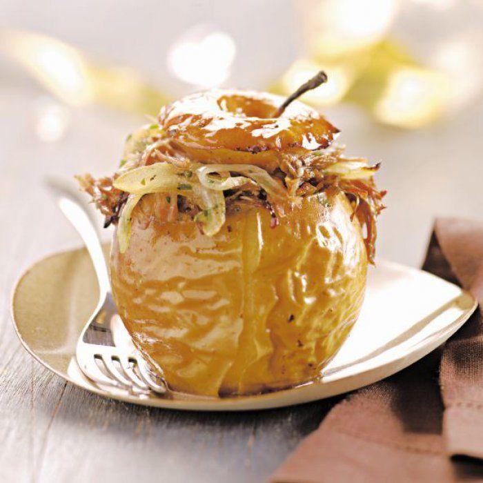 Pommes+farcies+au+confit+de+canard