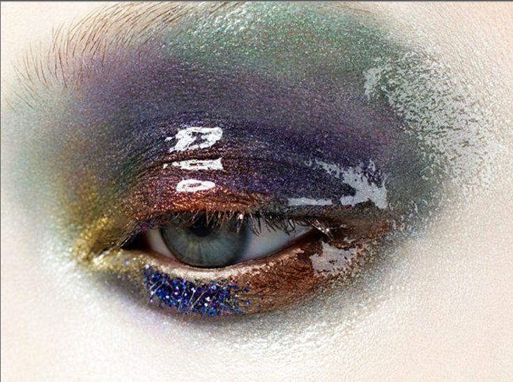 gorgeous watercolor brow