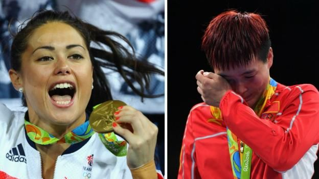 Rio Olympics 2016: Team GB beat China to finish second in medal table - BBC Sport