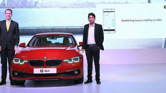 Ola taps BMW for luxury cars in India Read more Technology News Here --> http://digitaltechnologynews.com  Getting to work and to parties in style will soon be very affordable in India.  SEE ALSO: You can now book an Uber or Ola cab in India with Google search  Cab-hailing service Ola has partnered with carmaker BMW India to strengthen its 'Ola Lux luxury offering. The announcement comes weeks after the countrys biggest ride-hailing service roped in Mahindra & Mahindra as a partner.  As part…
