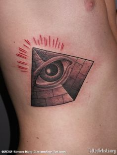 Pyramids Tattoos | Pyramid - Tattoo Artists.org