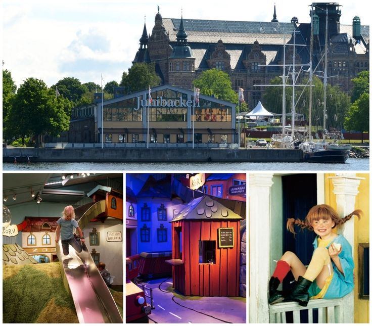 There's a Pippi Longstocking museum in Stockholm! | 19 Places That Will Make Your Kid's Dreams Come True
