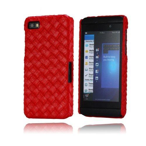 Longhorn (Punainen) BlackBerry Z10 Kotelo