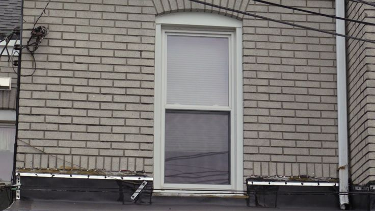 Right down the street from Lehigh Valley Hospital on 17th St in Allentown, Pennsylvania is where this window replacement job was successfully completed by Pinnacle Exteriors. Call for a free assessment of your window project today 484-350-6829.  #windows #WindowSeat #replacementwindow #new #allentown #local #energy #allentown #bethlehem #contractor #picture #pictureoftheday #lehighvalleypa #company #business
