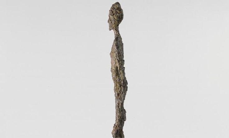 Alberto Giacometti, Walking Man, 1947, Kunsthaus Zürich, Alberto Giacometti Fou…
