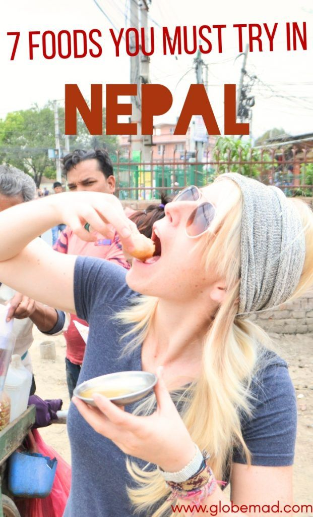 The BEST Must try foods in Nepal. 7 local dishes that you should try when travelling Nepal | Globemad Guide by Emma Tryon