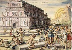 Temple d'Artémis à Éphèse — Wikipédia