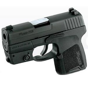 """SIG Sauer P290 290RS9BSSL 9mm 2.9"""" barrel 6/8 Rnds Night Sights with Laser - Great little carry gun!"""
