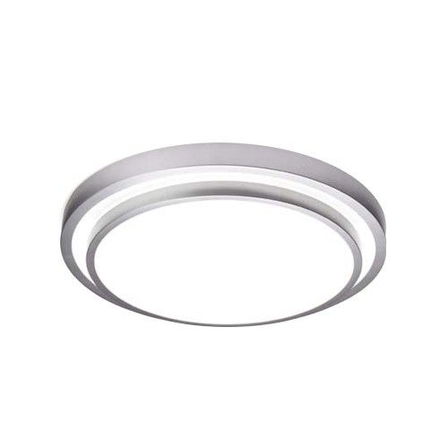 Leds La Creu-Silver Round Lampa przysufitowa 514-GR