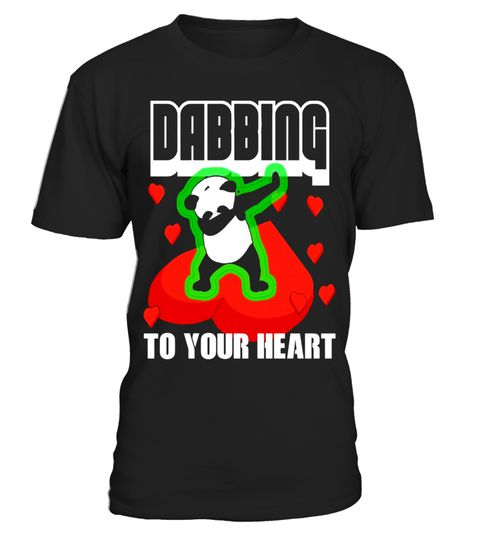 """# Cute Panda DABBING TO YOUR HEART Valentines Day Shirt Funny .  Special Offer, not available in shops      Comes in a variety of styles and colours      Buy yours now before it is too late!      Secured payment via Visa / Mastercard / Amex / PayPal      How to place an order            Choose the model from the drop-down menu      Click on """"Buy it now""""      Choose the size and the quantity      Add your delivery address and bank details      And that's it!      Tags: Funny Panda DABBING TO…"""