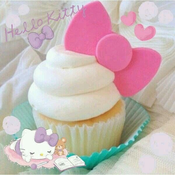 キティちゃんの大きいピンクのリボンがついたかわいいカップケーキを見つけたよ♡  みんなもかわいくて甘〜いスイーツの写真をWhatIfCameraにアップしよう!   Check out this cute cupcake with HelloKitty's pink ribbon ♡  What is your favorite kinds of sweets ♡?   Photo taken by Teresa1on WhatIfCamera   Join WhatIfCamera now :)   For iOS:   https://itunes.apple.com/app/nakayoshimoshimokamera/id529446620?mt=8   For Android :   https://play.google.com/store/apps/details?id=jp.co.aitia.whatifcamera    Follow me on Twitter :)   https://twitter.com/WhatIfCamera    Follow…