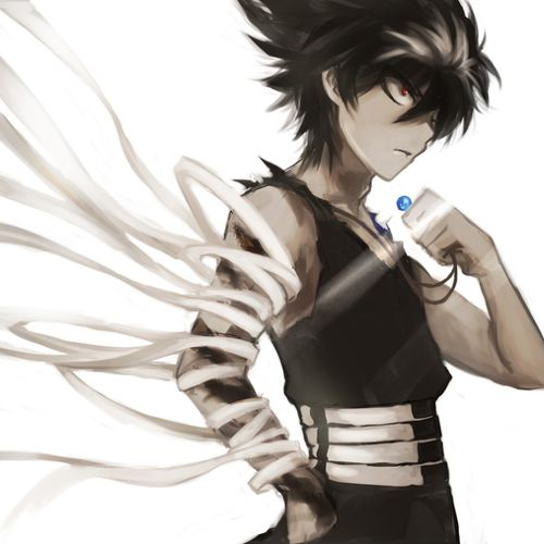 Hiei, Yu Yu Hakusho WHY CANT REALLY PEOPLE LOOK LIKE THIS!!!!!
