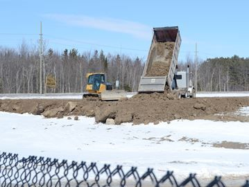 Barrie approves Mapleton townhomes. Townhomes on a site across from St. Joan of Arc Catholic High School will keep the peace and avert an Ontario Municipal Board appeal, Ward 6 Coun. Michael Prowse says.